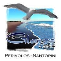 Glaros Beach Perivolos Santorini