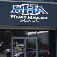 Heavy Haulage Australia