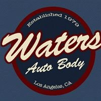 Waters Auto Body - Jim Bjelajac