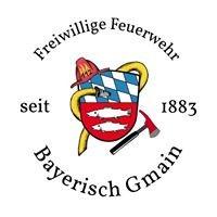 Freiwillige Feuerwehr Bayerisch Gmain e.V.