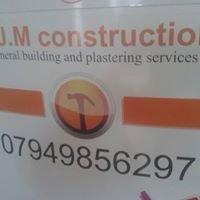 G.j.m construction