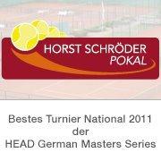 Horst Schröder Pokal / German Masters Series / Tennis
