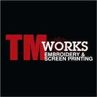TM Works - contract embroidery & screen printing