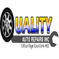 Quality Auto Repairs inc.