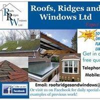 Roofs, Ridges and Windows Ltd