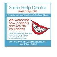 Fort Smith Dentist - David P. Phillips, D.D.S, P.A