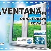 Ventana-okna i drzwi PCV