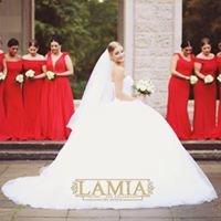 Lamia Braut und Abendmode