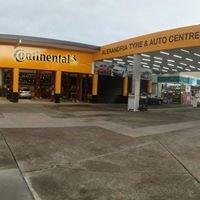 Alexandria Tyre & Auto Centre