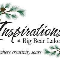 Inspirations at Big Bear Lake
