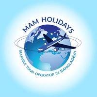 MAM Holidays Bangladesh,Tour operator & Tourism Company in Bangladesh