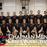 Chapman Men's Club Volleyball Team