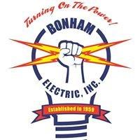Bonham Electric, Inc.