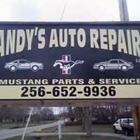 Andy's Auto and Mustang Repair