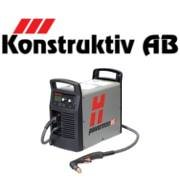 Konstruktiv AB -  Authorized Hypertherm Distributor