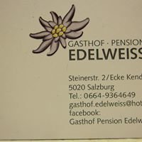 Gasthof Pension Edelweiss