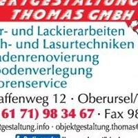 Objektgestaltung Thomas GmbH