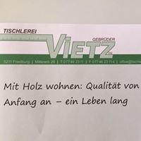 Tischlerei Gebrüder Vietz OG