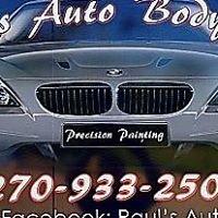 Paul's Auto Body INC.