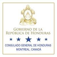 Consulado General de Honduras en Montreal Canada