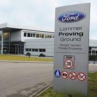 Lommel Proving Ground - Ford
