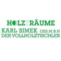 Tischlerei Holzträume - Karl Simek GmbH