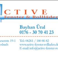 Active Fenster & Rollläden e.K.