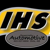 IHS Specialty Automotive