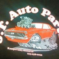 JT Auto Parts