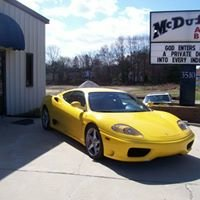 McDuffie Auto Body, Inc.