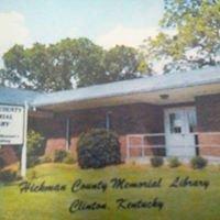 Hickman County Memorial Library