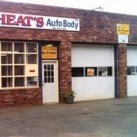 WHEATS AUTO BODY