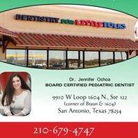 Dentistry for Little Folks