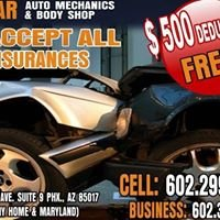Bashar Auto Mechanics and Body Shop