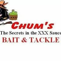 Chum's custom rods