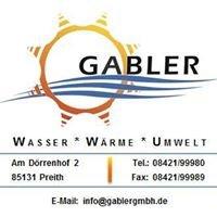 Gabler Versorgungstechnik GmbH