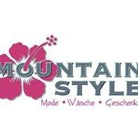 Mountainstyle Kleinwalsertal