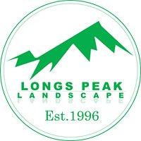 Longs Peak Landscape