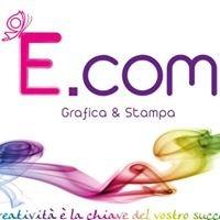 """E.com """"Grafica & Stampa"""""""