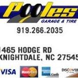 Poole's Garage & Tire Service