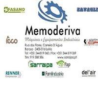 Memoderiva -  Máquinas e Equipamentos Industriais, Lda