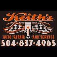 Keith's Auto Repair & Services