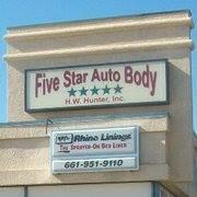 Five Star Auto Body