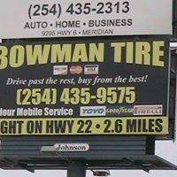Bowman Tire & Wheel