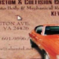 Covington Customs & Collision Center / Big Dog Towing.