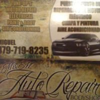 M&M Auto Repair