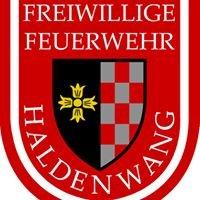 Freiwillige Feuerwehr Haldenwang (Allgäu)