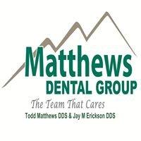 Matthews Dental Group-College Station Texas