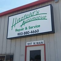 Hitzfeld's Auto Repair
