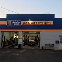Quinn's Tire and Auto Service Inc.